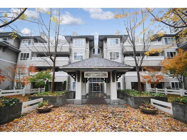 "Main Photo: 408 6745 STATION HILL Court in Burnaby: South Slope Condo for sale in ""THE SALTSPRING"" (Burnaby South)  : MLS®# V858232"