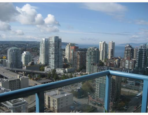 "Main Photo: 1901 1238 SEYMOUR Street in Vancouver: Downtown VW Condo for sale in ""THE SPACE"" (Vancouver West)  : MLS®# V735636"