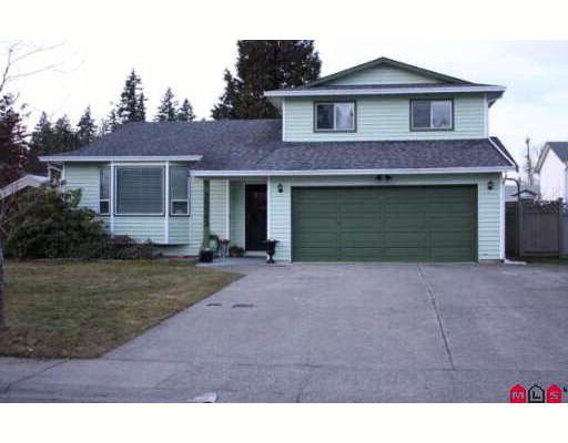 "Main Photo: 20943 94B Avenue in Langley: Walnut Grove House for sale in ""WALNUT GROVE"" : MLS®# F2903612"
