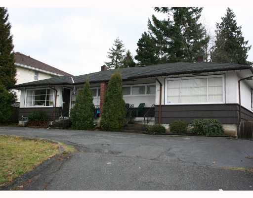 Main Photo: 662 CLARKE Road in Coquitlam: Coquitlam West House 1/2 Duplex for sale : MLS®# V809870