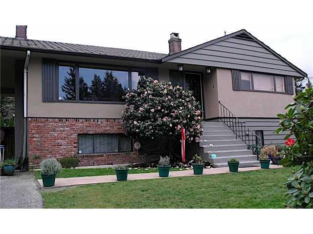 Main Photo: 3752 CALDER Avenue in North Vancouver: Upper Lonsdale House for sale : MLS®# V818766