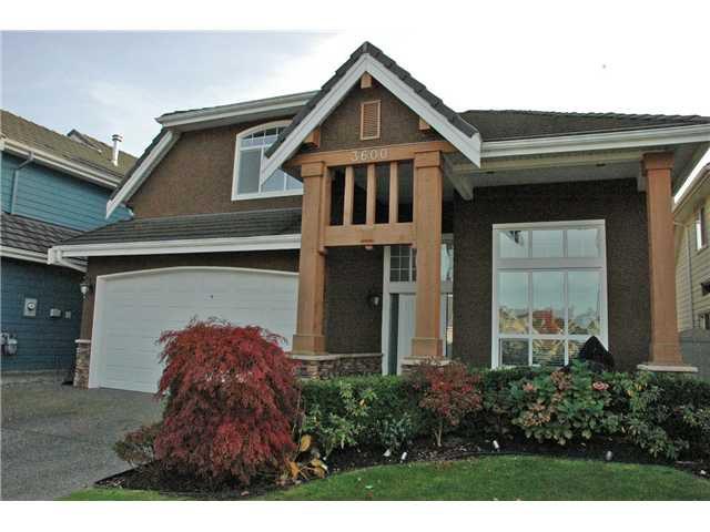 Main Photo: 3600 SEMLIN Drive in Richmond: Terra Nova House for sale : MLS®# V861236
