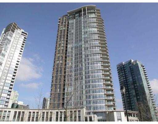 "Main Photo: 3501 455 BEACH CR in Vancouver: False Creek North Condo for sale in ""PARKWEST 1"" (Vancouver West)  : MLS®# V585254"