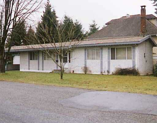 Main Photo: 2322 DONALD ST in Port_Coquitlam: Central Pt Coquitlam House for sale (Port Coquitlam)  : MLS®# V328297