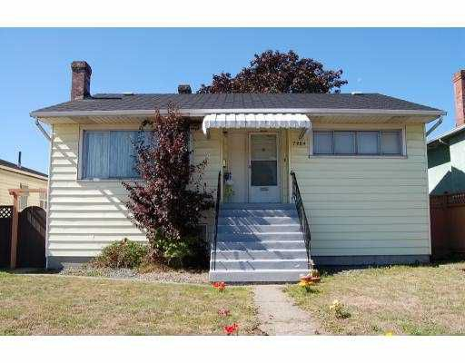Main Photo: 7389 KNIGHT Street in Vancouver: South Vancouver House for sale (Vancouver East)  : MLS®# V786350