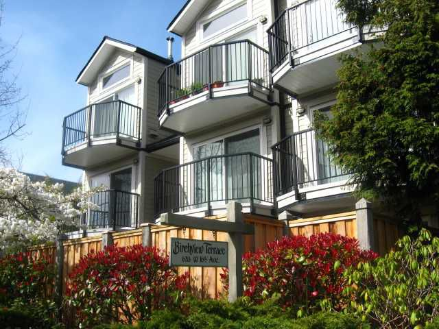 Main Photo: 108 633 W 16TH Avenue in Vancouver: Fairview VW Condo for sale (Vancouver West)  : MLS®# V817311
