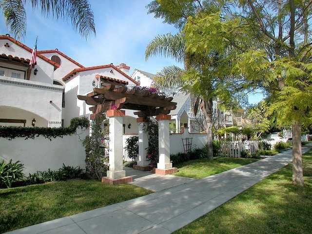 Main Photo: CORONADO VILLAGE Home for sale or rent : 3 bedrooms : 242 C in CORONADO