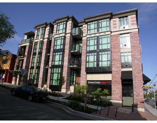 "Main Photo: 110 2515 ONTARIO Street in Vancouver: Mount Pleasant VW Condo for sale in ""THE ELEMENTS"" (Vancouver West)  : MLS®# V754883"