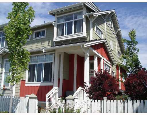 Main Photo: 4 12300 ENGLISH Avenue in Richmond: Steveston South Townhouse for sale : MLS®# V774489