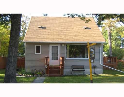 Main Photo: 159 HUMBOLDT Avenue in WINNIPEG: St Vital Single Family Detached for sale (South East Winnipeg)  : MLS®# 2716497
