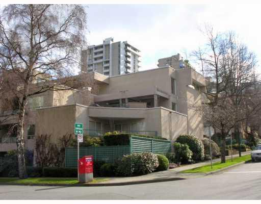 """Main Photo: # 212 1345 COMOX ST in Vancouver: West End VW Condo for sale in """"TIFFANY COURT"""" (Vancouver West)  : MLS®# V767411"""