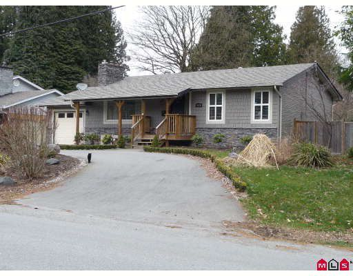 Main Photo: 1839 DAHL in Abbotsford: Central Abbotsford House for sale : MLS®# F2906102