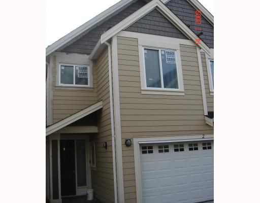 """Main Photo: 2 5280 WILLIAMS Road in Richmond: Steveston North Townhouse for sale in """"HOLLY VILLAS"""" : MLS®# V777439"""