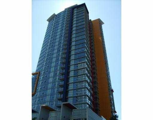 "Main Photo: 1903 111 W GEORGIA Street in Vancouver: Downtown VW Condo for sale in ""SPECTRUM"" (Vancouver West)  : MLS®# V779040"