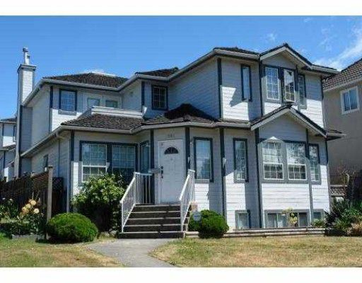 Main Photo: 1805 ISLAND Avenue in Vancouver: Fraserview VE House for sale (Vancouver East)  : MLS®# V797281