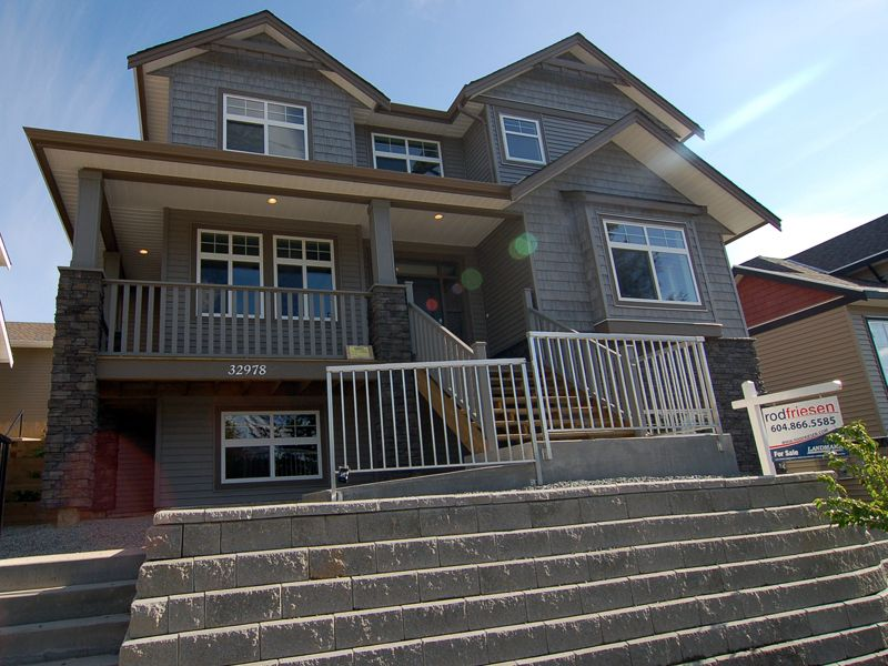 Main Photo: 32978 CHERRY Avenue in Mission: Mission BC House for sale : MLS®# F1002150