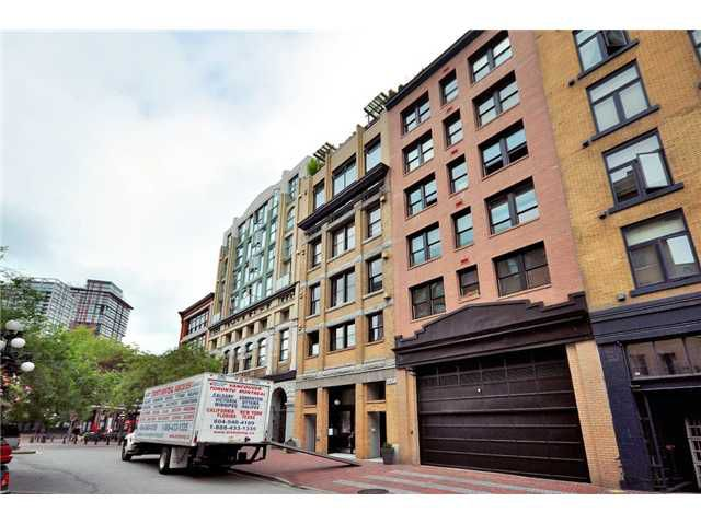 """Main Photo: 301 27 ALEXANDER Street in Vancouver: Downtown VE Condo for sale in """"The Alexander"""" (Vancouver East)  : MLS®# V850029"""