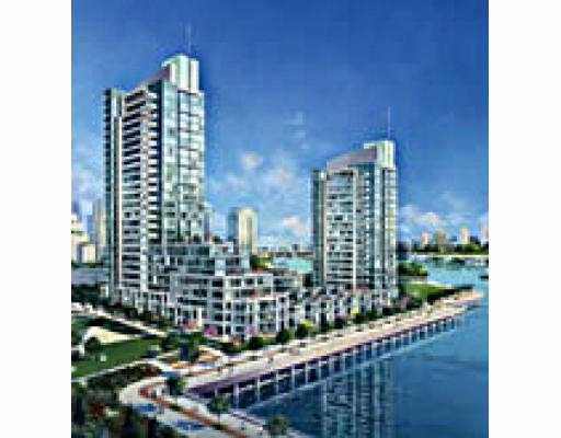 """Main Photo: 2702 428 BEACH CR in Vancouver: False Creek North Condo for sale in """"KING'S LANDING"""" (Vancouver West)  : MLS®# V587950"""