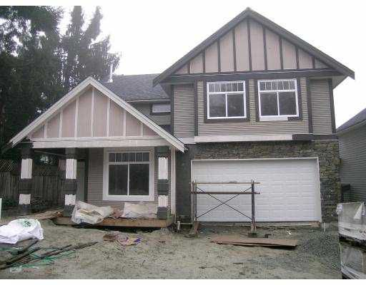 "Main Photo: 24388 104TH Ave in Maple Ridge: Albion House for sale in ""CALEDON LANDING"" : MLS®# V629027"