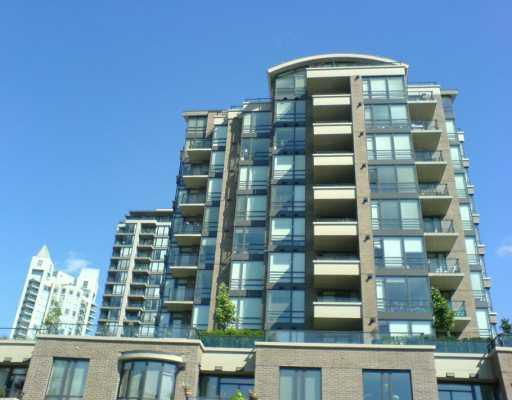 """Main Photo: 708 170 W 1ST Street in North_Vancouver: Lower Lonsdale Condo for sale in """"ONE PARK LANE"""" (North Vancouver)  : MLS®# V746194"""