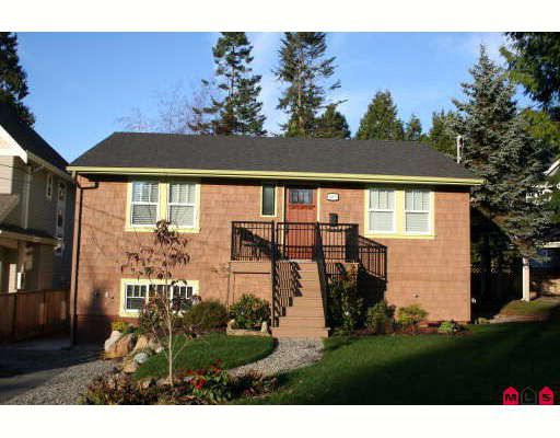 """Main Photo: 12673 15TH Avenue in Surrey: Crescent Bch Ocean Pk. House for sale in """"OCEAN PARK"""" (South Surrey White Rock)  : MLS®# F2833426"""