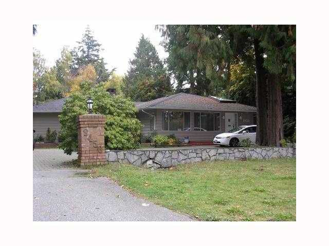 Main Photo: 8450 ANGUS Drive in Vancouver: S.W. Marine House for sale (Vancouver West)  : MLS®# V815059