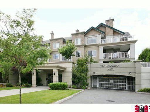 "Main Photo: 401 6359 198TH Street in Langley: Willoughby Heights Condo for sale in ""ROSEWOOD"" : MLS®# F1009174"