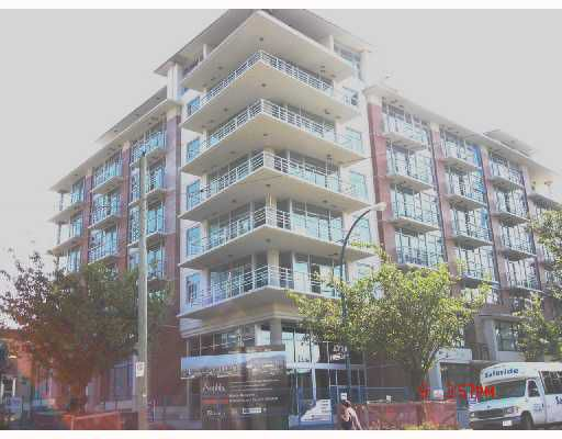 "Main Photo: 708 298 E 11TH Avenue in Vancouver: Mount Pleasant VE Condo for sale in ""SOPHIA"" (Vancouver East)  : MLS®# V722122"