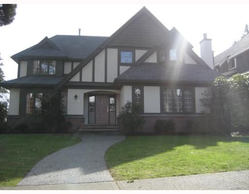 Main Photo: 3216 W 28TH Avenue in Vancouver: MacKenzie Heights House for sale (Vancouver West)  : MLS®# V756162
