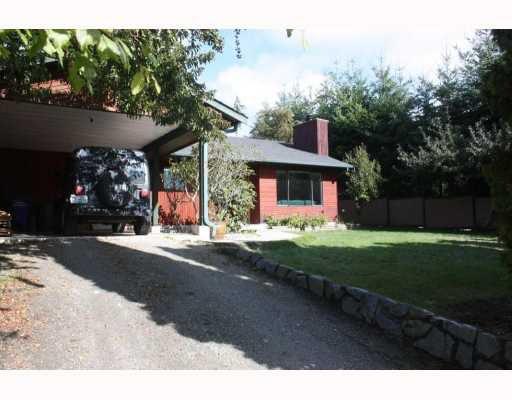 Main Photo: 4352 GUN CLUB Road in Sechelt: Sechelt District House for sale (Sunshine Coast)  : MLS®# V790164