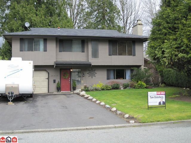 Main Photo: 35371 WELLS GRAY Avenue in Abbotsford: Abbotsford East House for sale : MLS®# F1007921