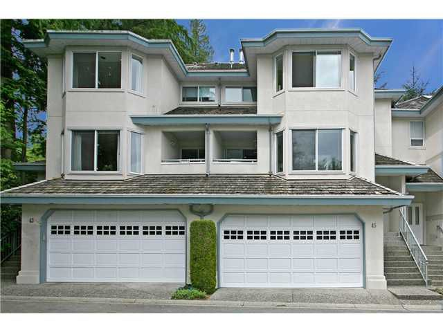"Main Photo: 45 2990 PANORAMA Drive in Coquitlam: Westwood Plateau Townhouse for sale in ""WESTBROOK"" : MLS®# V834507"