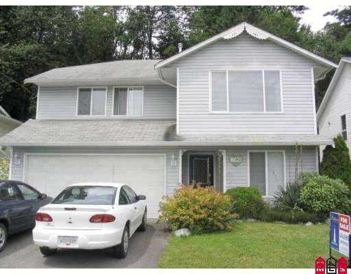 Main Photo: 8621 CHILLIWACK MTN RD in Chilliwack: Chilliwack Mountain House for sale : MLS®# H2503836