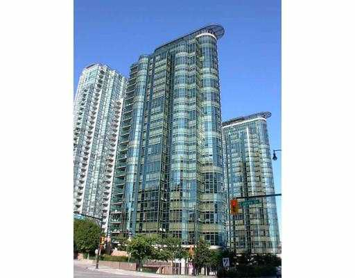 """Main Photo: 555 JERVIS Street in Vancouver: Downtown VW Condo for sale in """"HARBOURSIDE PARK"""" (Vancouver West)  : MLS®# V590052"""