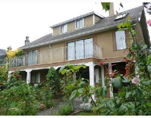 Main Photo: 2660 W 8TH Avenue in Vancouver: Kitsilano House Duplex for sale (Vancouver West)  : MLS®# V729323