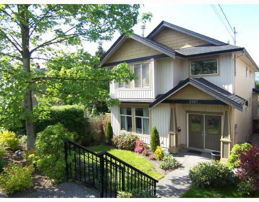 Main Photo: 2161 PITT RIVER Road in Port_Coquitlam: Central Pt Coquitlam House for sale (Port Coquitlam)  : MLS®# V768687