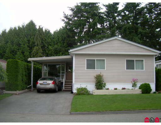 """Main Photo: 55 1840 160TH Street in Surrey: King George Corridor Manufactured Home for sale in """"BREAKAWAY BAYS"""" (South Surrey White Rock)  : MLS®# F2918132"""