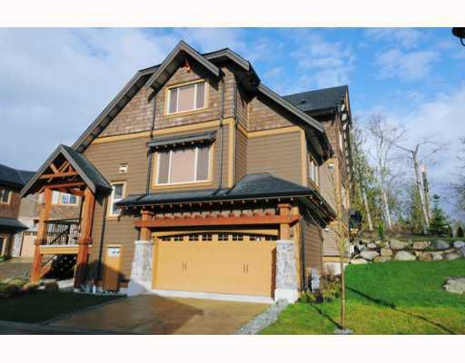 "Main Photo: 24 24185 106B Avenue in Maple Ridge: Albion House 1/2 Duplex for sale in ""TRAILS EDGE"" : MLS®# V808993"
