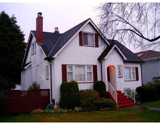Main Photo: 6560 FLEMING ST in Vancouver: Knight House for sale (Vancouver East)  : MLS®# V567639