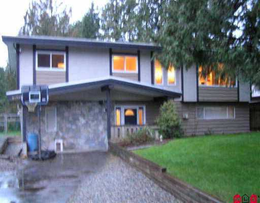 """Main Photo: 20049 37A AV in Langley: Brookswood Langley House for sale in """"Brookswood"""" : MLS®# F2601787"""