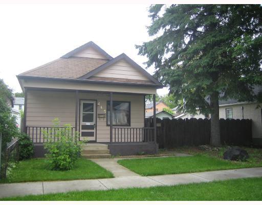 Main Photo: 245 SEMPLE Avenue in WINNIPEG: West Kildonan / Garden City Residential for sale (North West Winnipeg)  : MLS®# 2812978