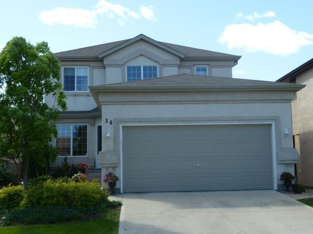 Main Photo: 14 Southside Drive in WINNIPEG: Windsor Park / Southdale / Island Lakes Residential for sale (South East Winnipeg)  : MLS®# 1017865