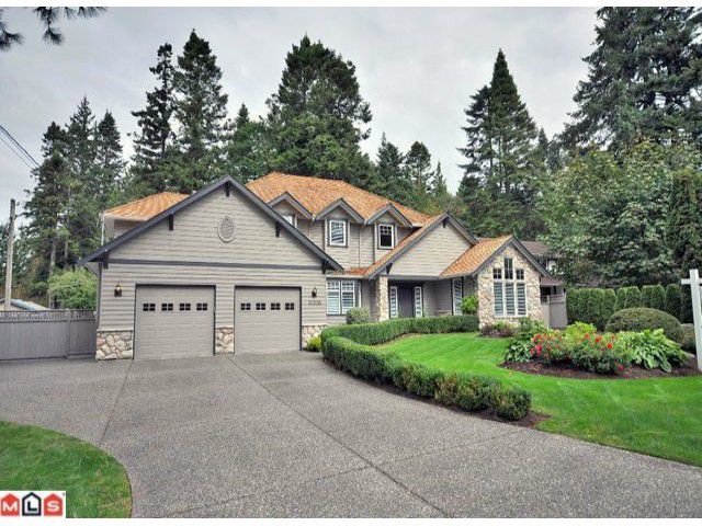 """Main Photo: 12505 22ND Avenue in Surrey: Crescent Bch Ocean Pk. House for sale in """"OCEAN PARK"""" (South Surrey White Rock)  : MLS®# F1023299"""