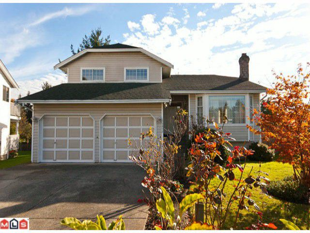 Main Photo: 15972 19A Avenue in Surrey: King George Corridor House for sale (South Surrey White Rock)  : MLS®# F1027068