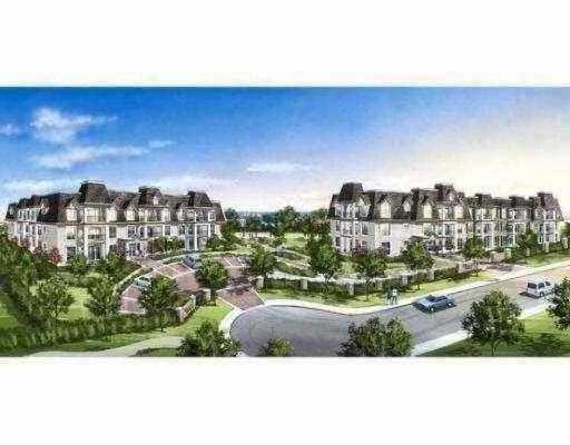 "Main Photo: 316 990 ADAIR Avenue in Coquitlam: Maillardville Condo for sale in ""ORLEANS BRIDGE"" : MLS®# V745021"