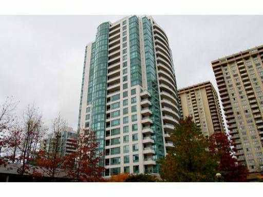 "Main Photo: 701 5899 WILSON Avenue in Burnaby: Central Park BS Condo for sale in ""PARAMOUNT TOWER II"" (Burnaby South)  : MLS®# V830581"