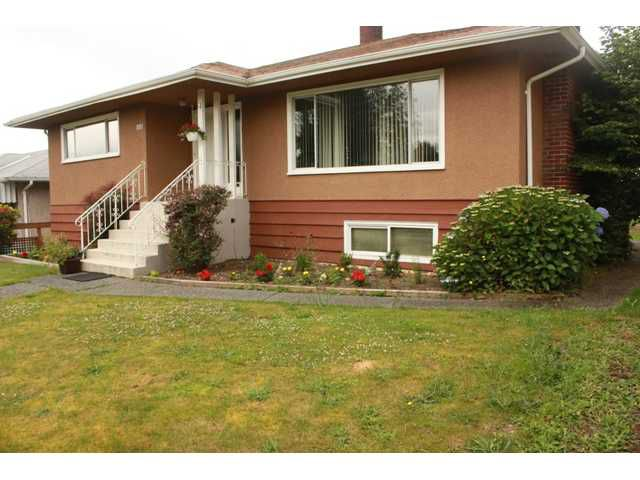Main Photo: 6267 BUCHANAN Street in Burnaby: Parkcrest House for sale (Burnaby North)  : MLS®# V839874