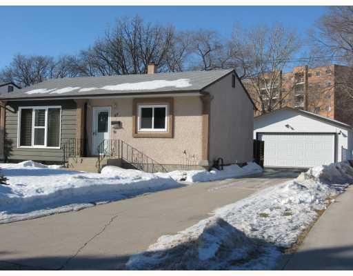 Main Photo: 27 CRESTWOOD in WINNIPEG: Windsor Park / Southdale / Island Lakes Residential for sale (South East Winnipeg)  : MLS®# 2904555