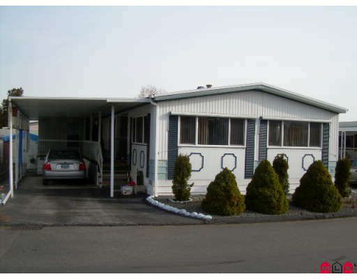 """Main Photo: 25 8254 134TH Street in Surrey: Queen Mary Park Surrey Manufactured Home for sale in """"WESTWOOD"""" : MLS®# F2907359"""
