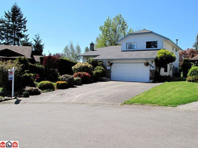 Main Photo: 2161 153A Street in Surrey: King George Corridor House for sale (South Surrey White Rock)  : MLS®# F1013147